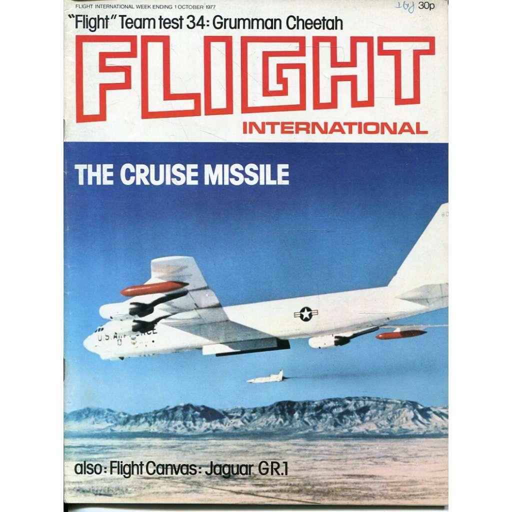 Flight International 1/10/1977, No. 3577, Vol. 112 (letadla, letectví)