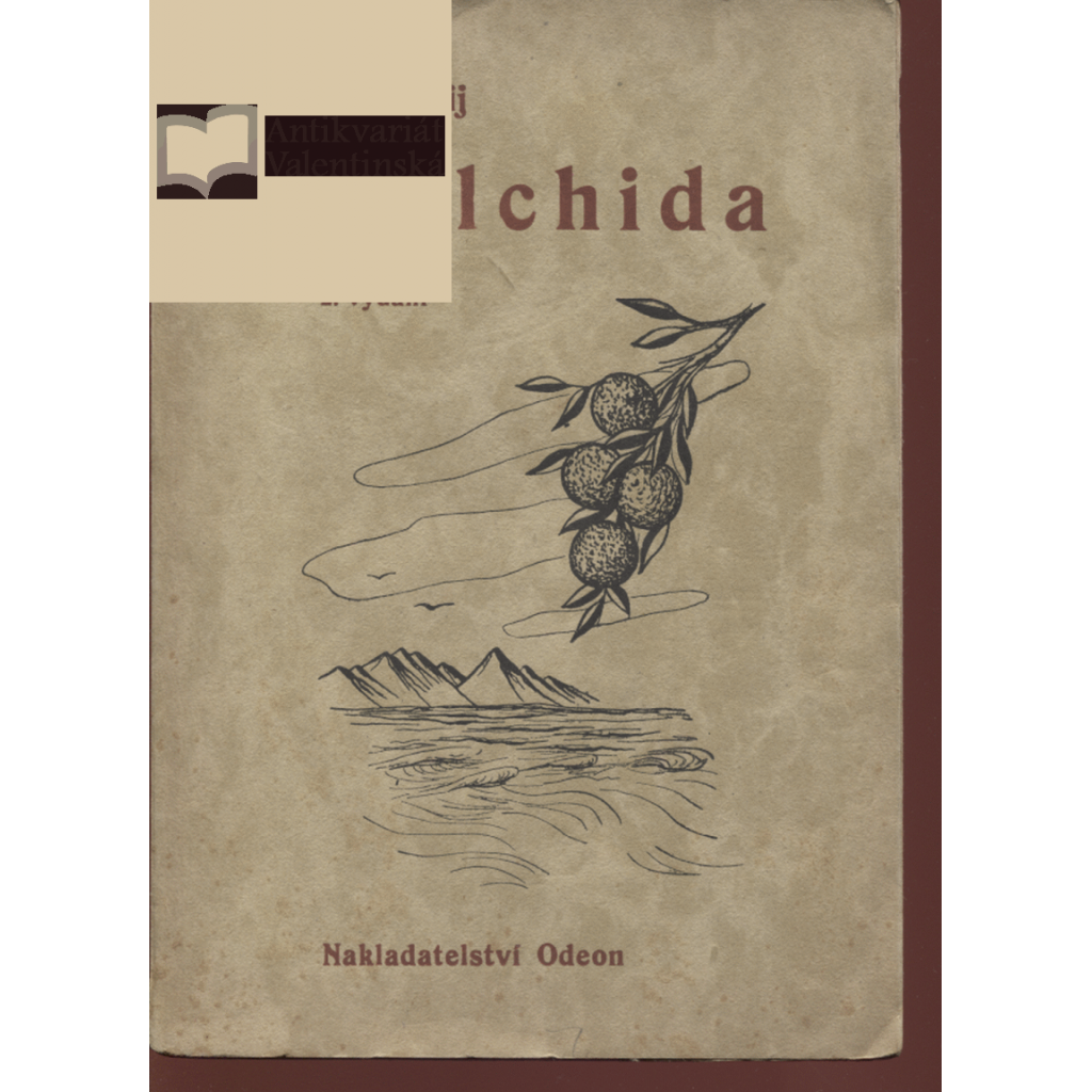 Kolchida (obálka Toyen )