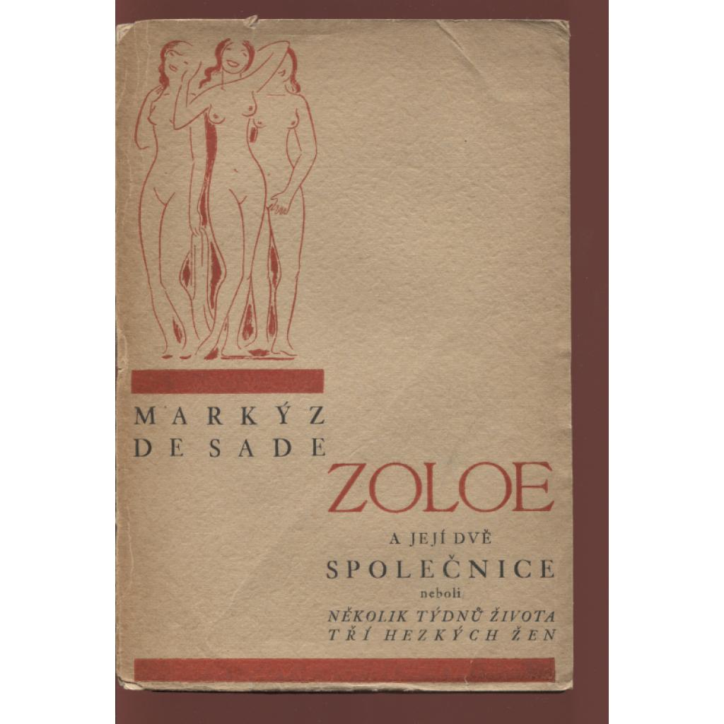 Zoloe a její dvě pomocnice (úprava Otakar Mrkvička)