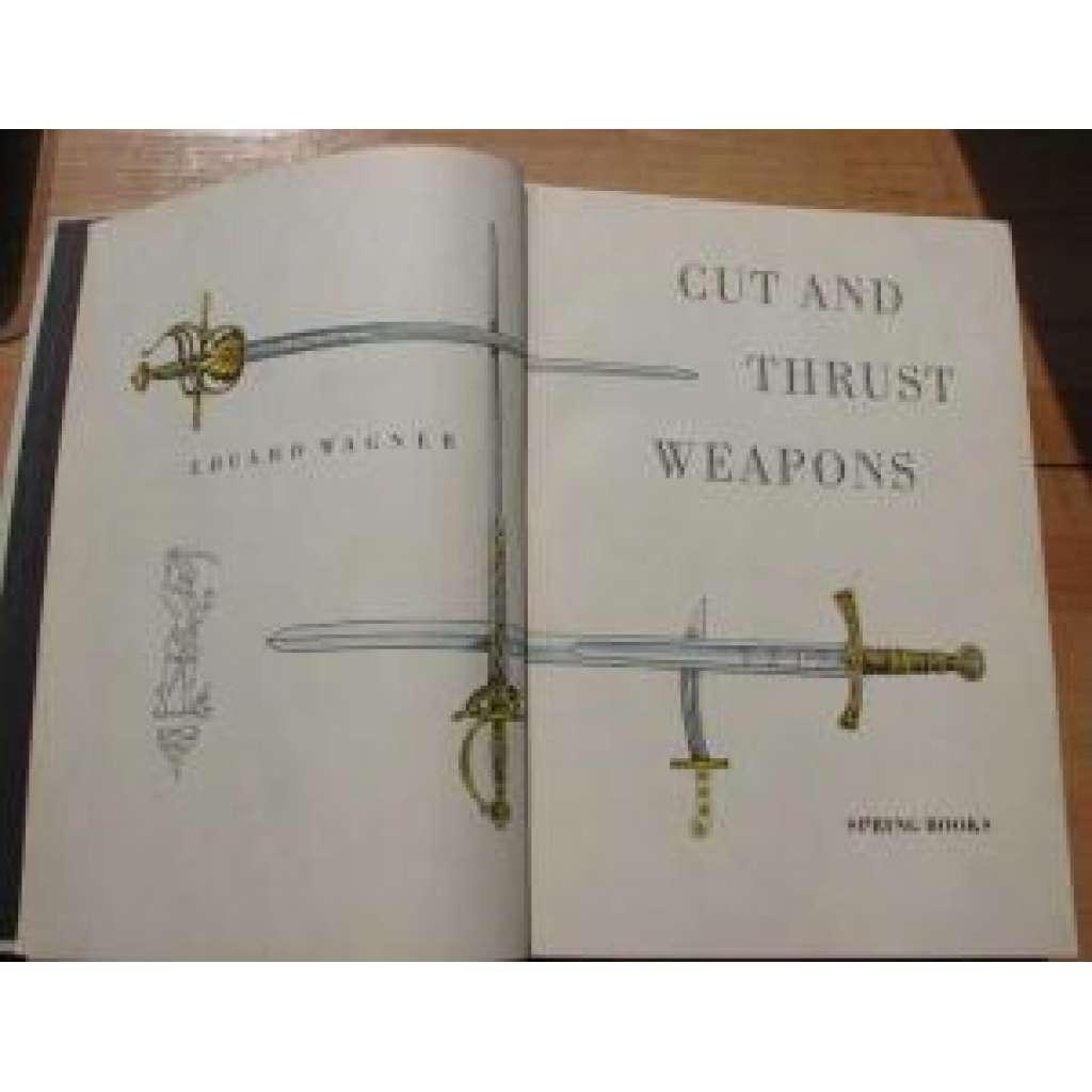 Cut and Thrust Weapons (sečné a bodné zbraně)