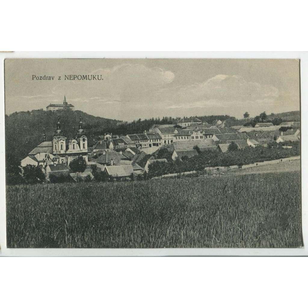 Nepomuk, Plzeň jih