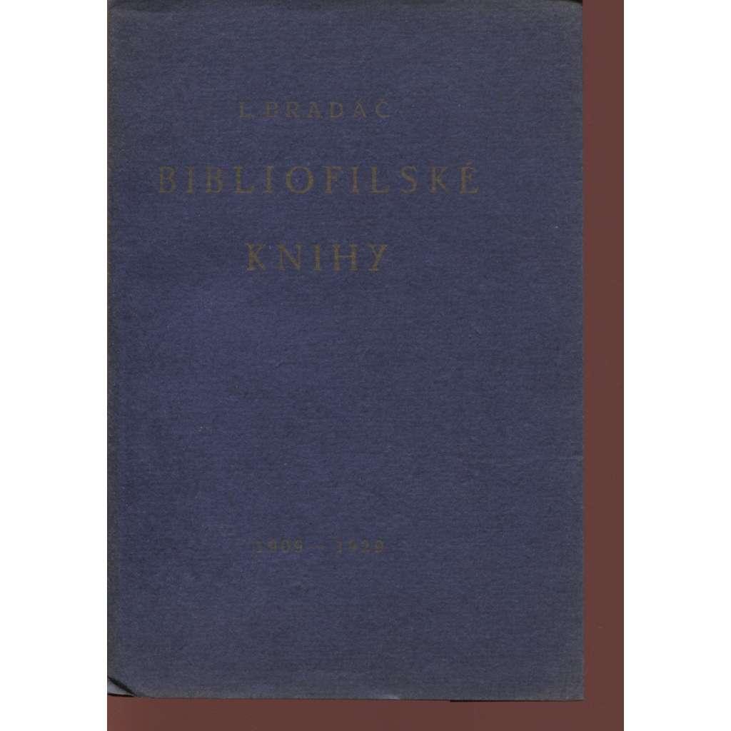 Bibliofilské knihy