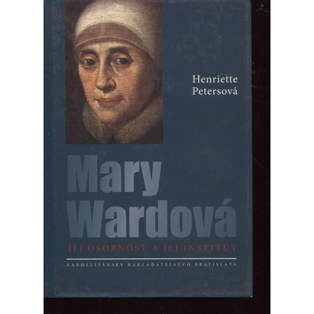 Mary Wardová (slovensky)