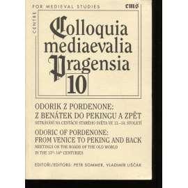 Colloquia mediaevalia Pragensia 10