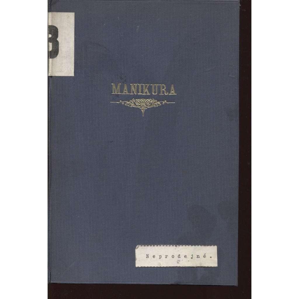Manikura (kadeřnictví, móda)