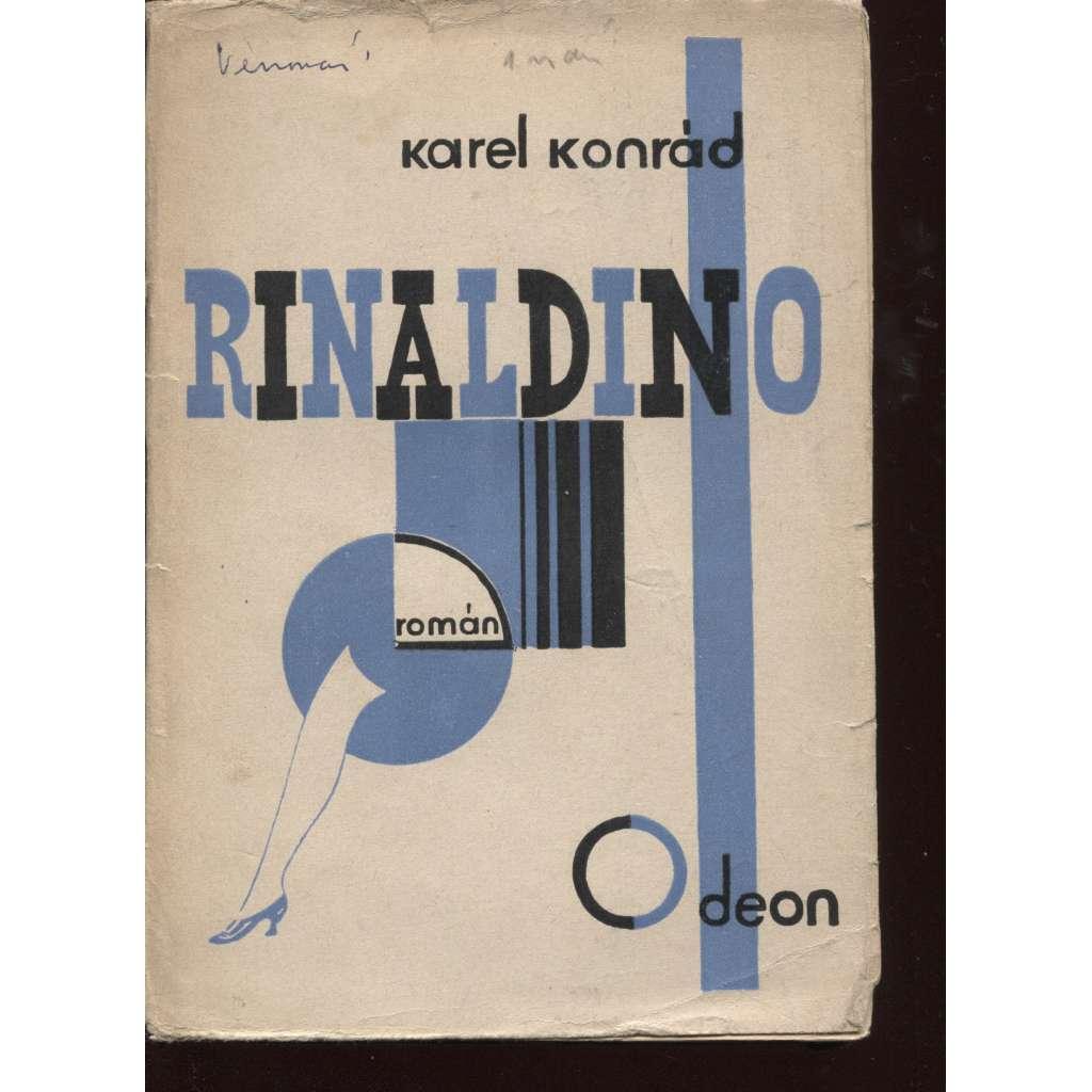 Rinaldino (obálka Teige a Mrkvička)
