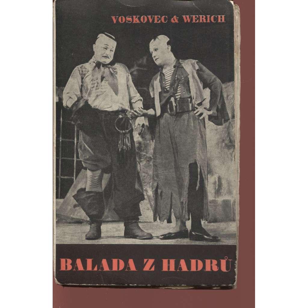 Balada z hadrů (Osvobozené divadlo)