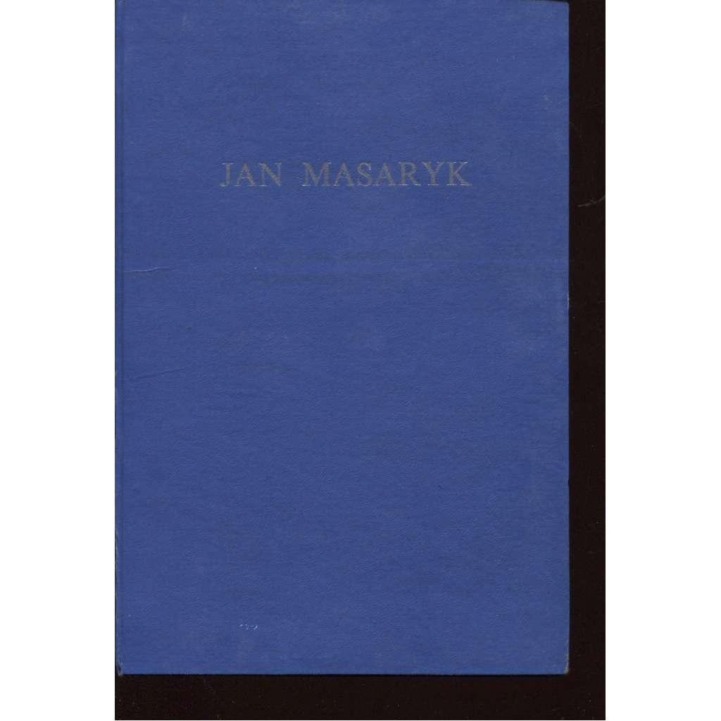Jan Masaryk (exil)