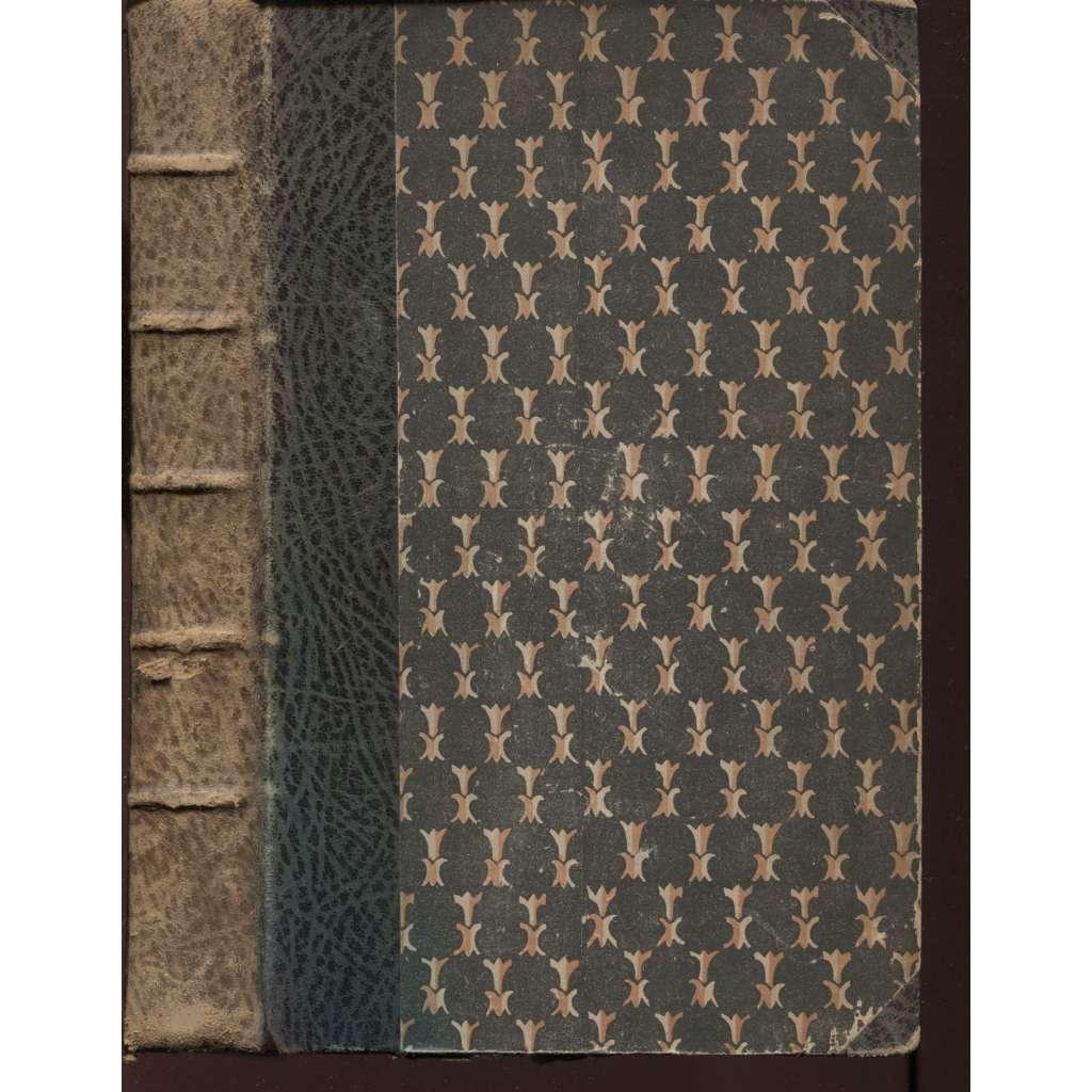 O životě na vysokých školách pražských knihy dvoje: kulturní obraz XV. a XVI. století