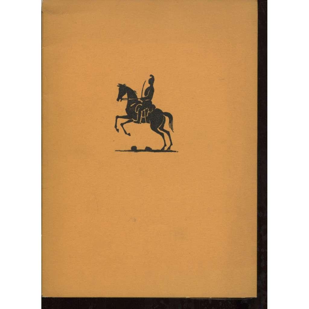 Lajtnant Zlatíčko (podpis Jaromír John)