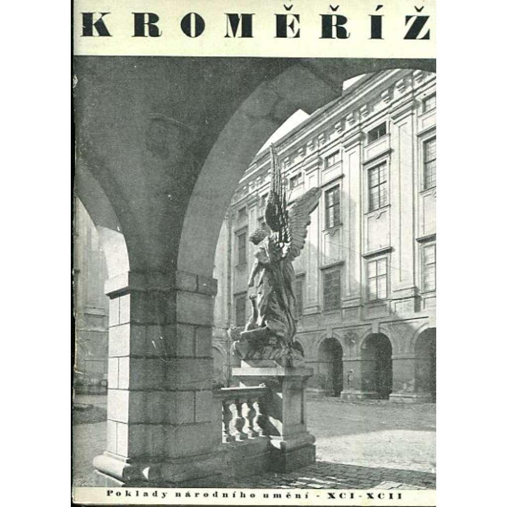 Kroměříž (Poklady národního umění)