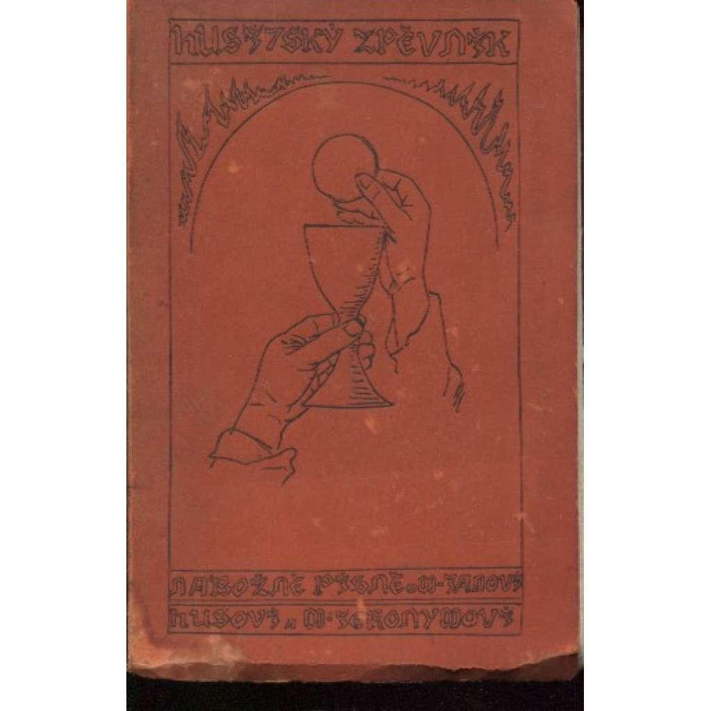 Husitský zpěvník (Špalíček, sv. VIII.) - kniha není kompletní