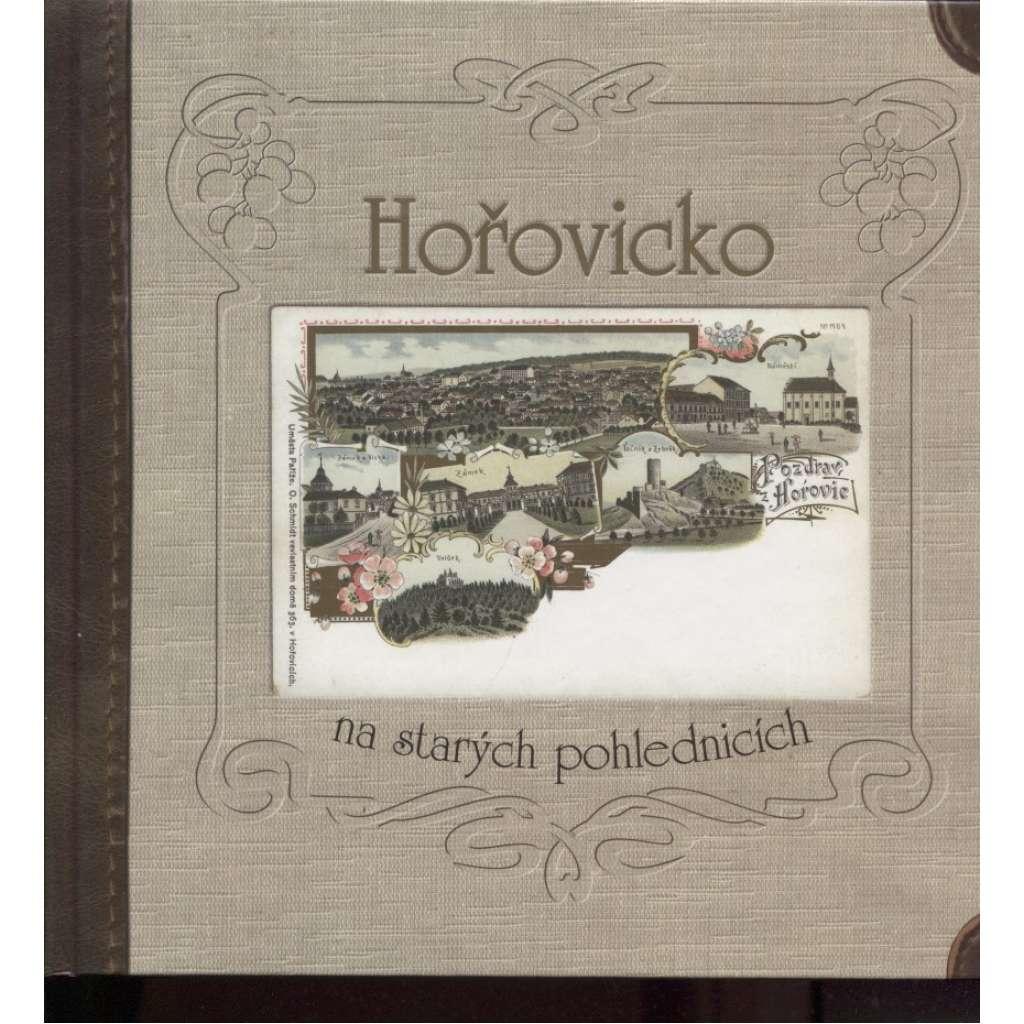 Hořovicko na starých pohlednicích