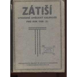 Zátiší. Československý literárně-umělecký kalendář pro rok 1920-1921