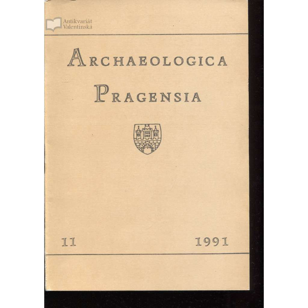 Archaeologica Pragensia 11/1991