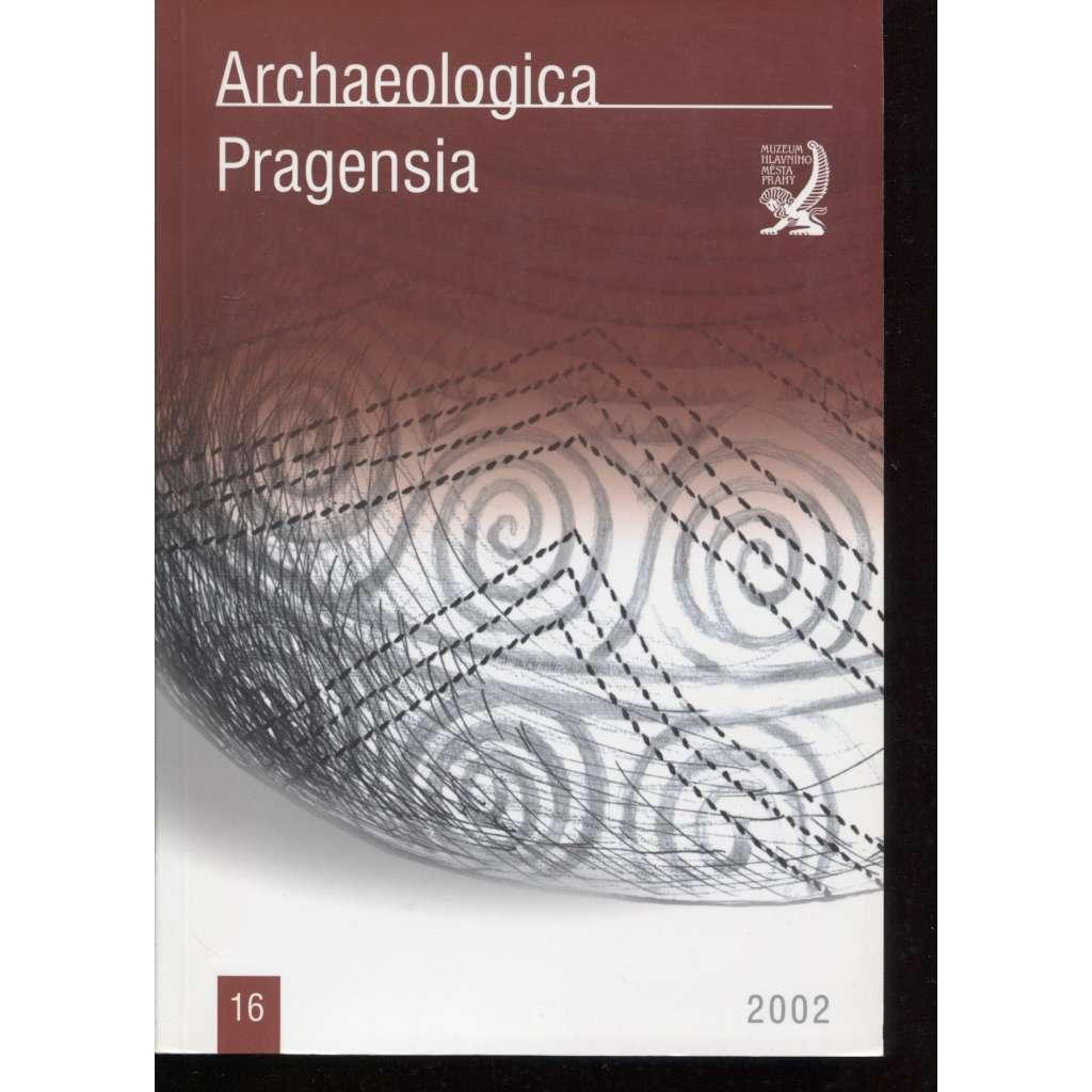 Archaeologica Pragensia 16/2002