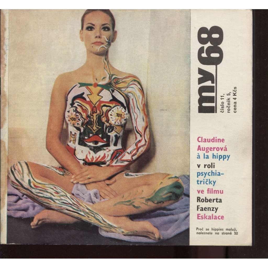 MY 68 (roč. V., číslo 11/1968)