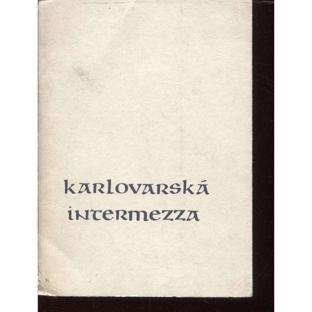 Karlovarská intermezza
