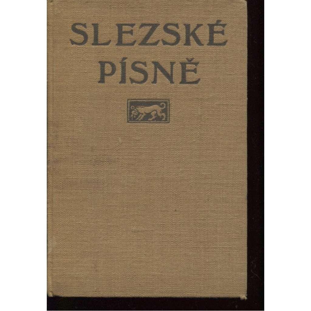Slezské písně (1911)