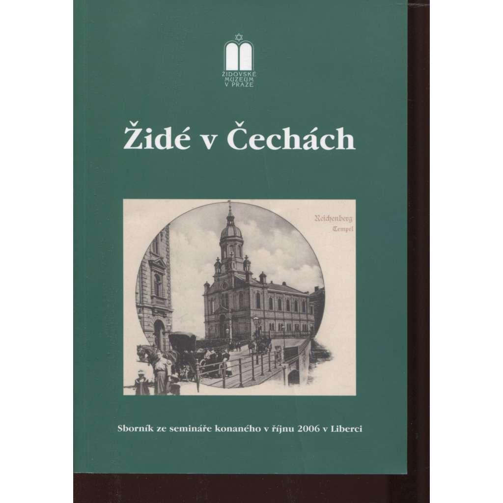 Židé v Čechách
