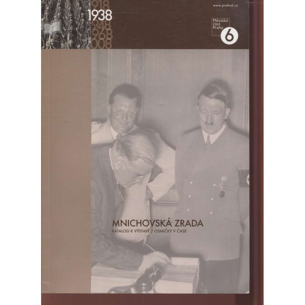 Mnichovská zrada. Katalog k výstavě