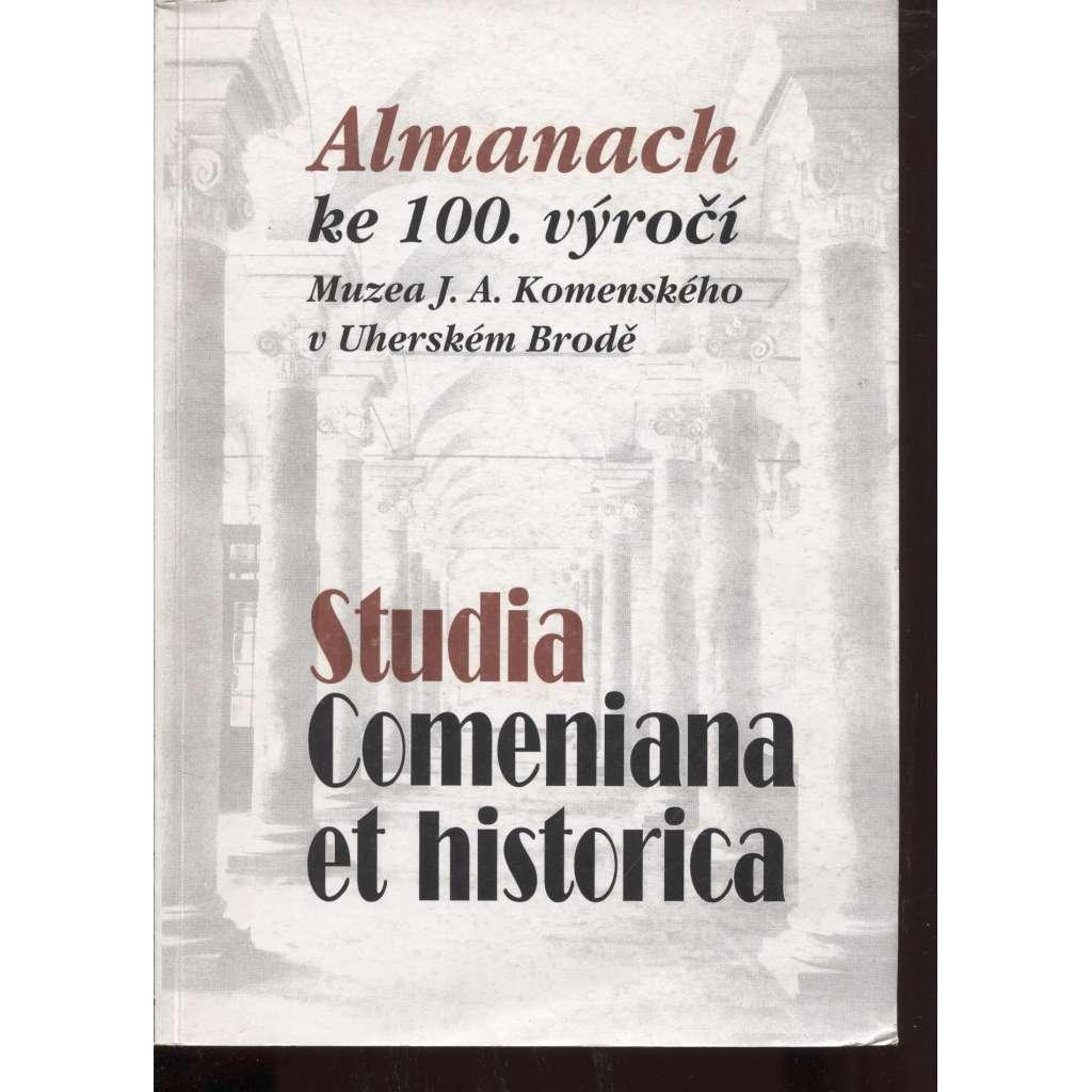 Almanach ke 100. výročí Muzea J. A. Komenského v Uherském Brodě (Uherský Brod)