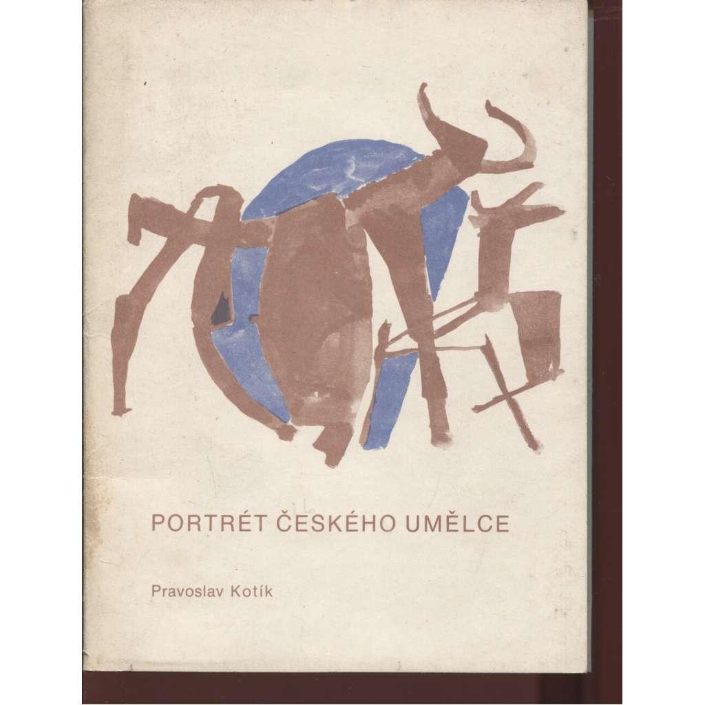 Portrét českého umělce (samizdat)