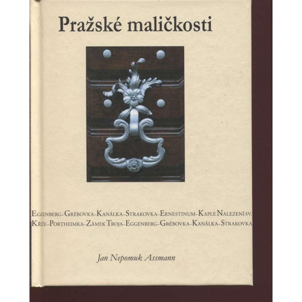 Pražské maličkosti