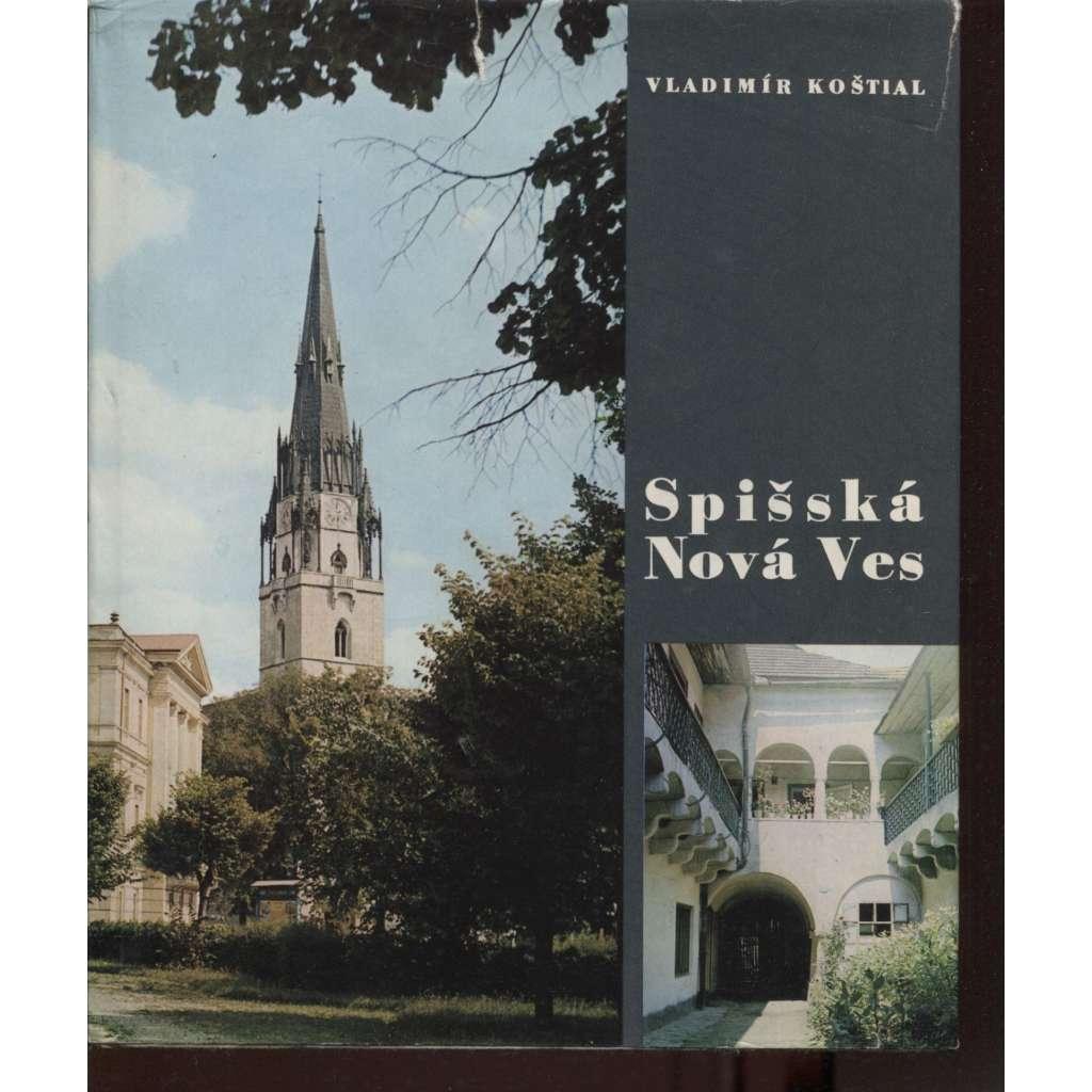 Spišská Nová Ves (text slovensky)