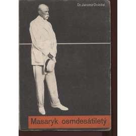 Masaryk osmdesátiletý (obálka Ladislav Sutnar)