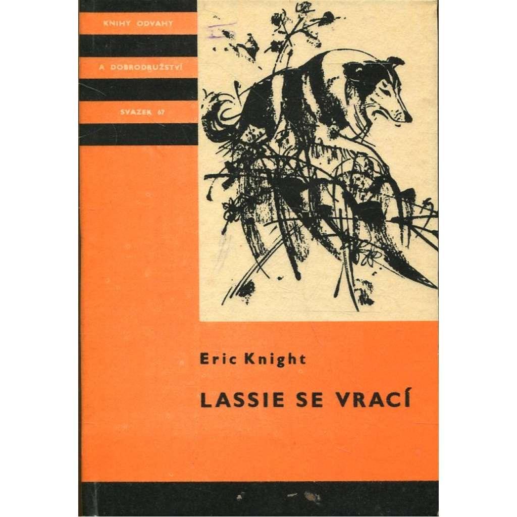 Lassie se vrací (KOD, sv. 67)