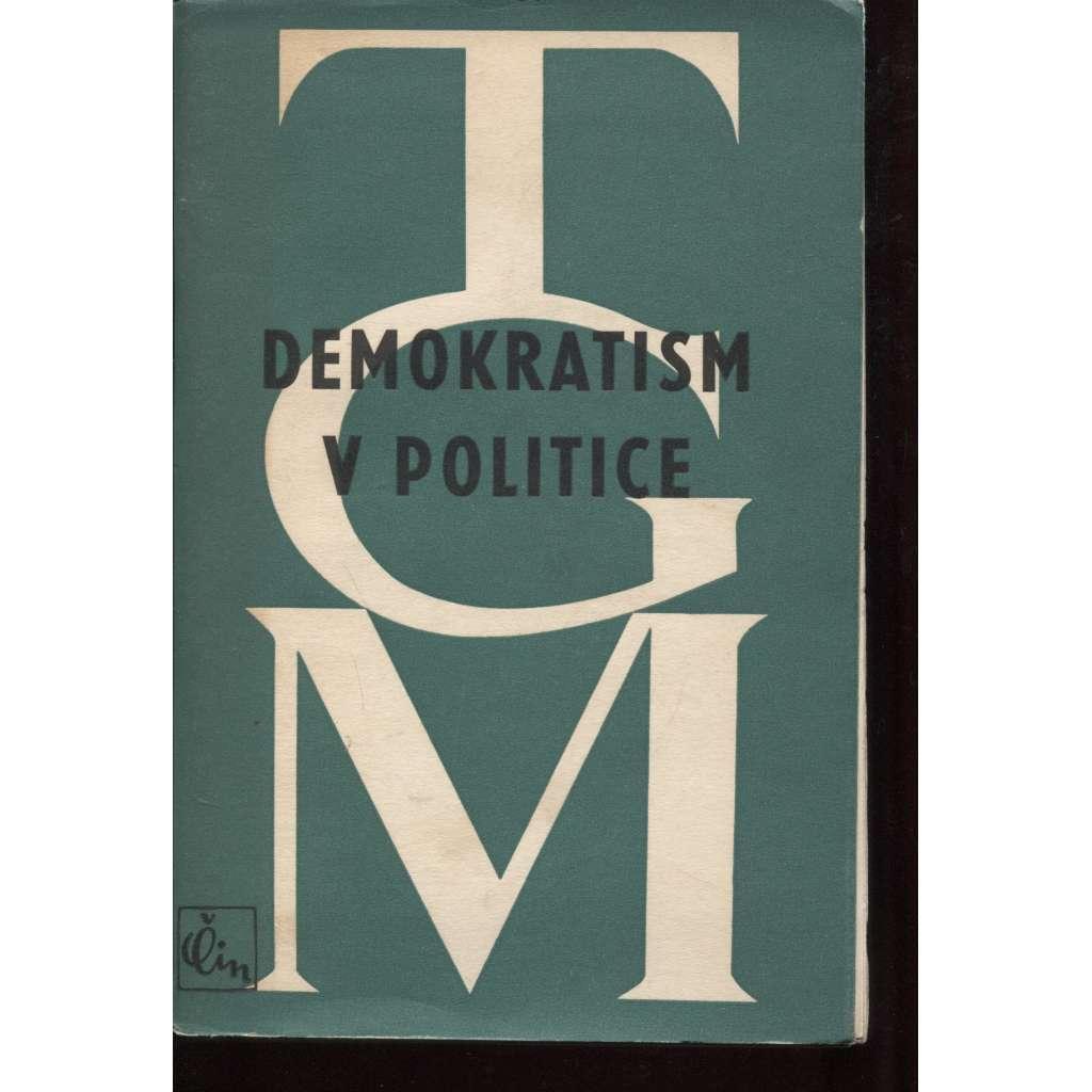 Demokratism v politice