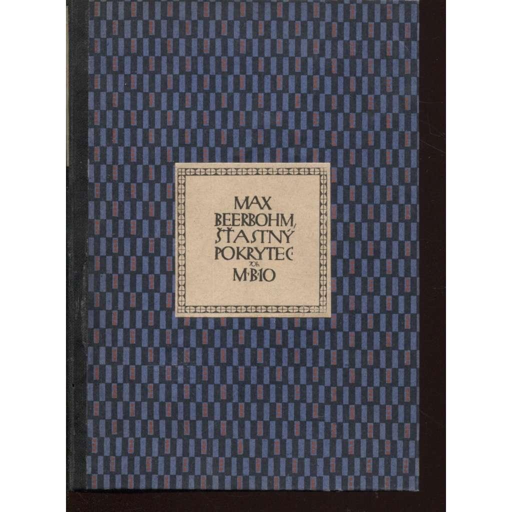 Šťastný pokrytec (ed. Moderní bibliotéka)