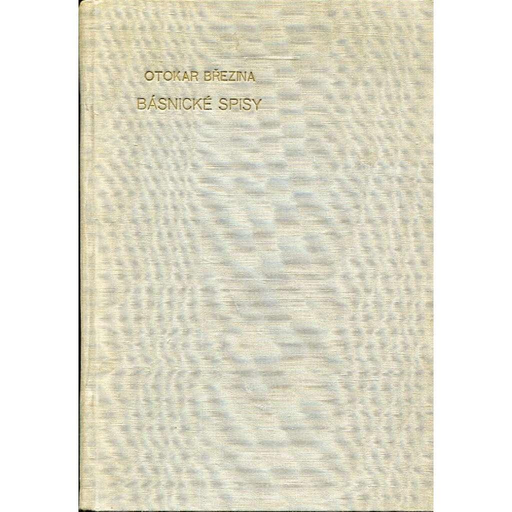 Básnické spisy