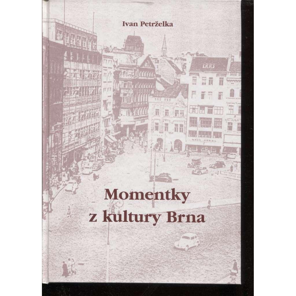 Momentky z kultury Brna (Brno, divadlo)