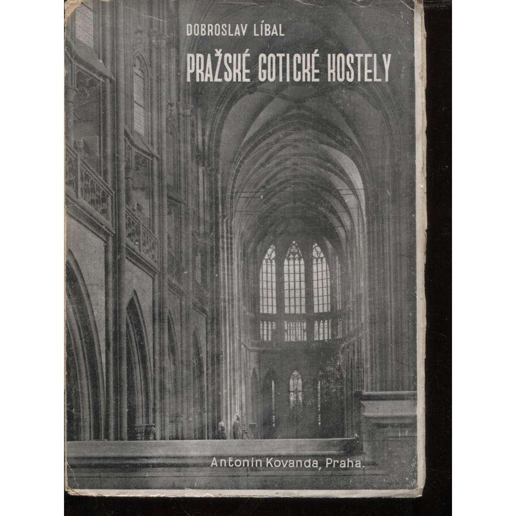 Pražské gotické kostely