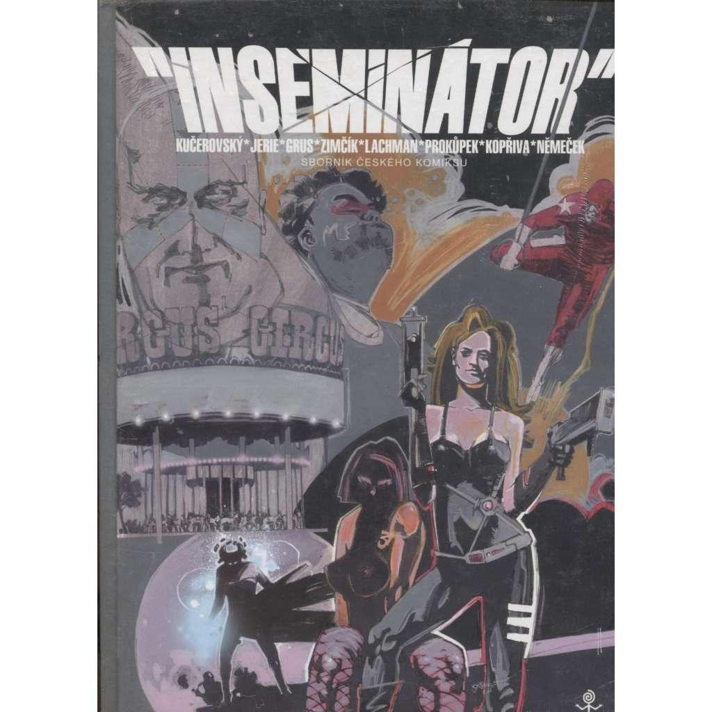 Inseminátor (komiks)