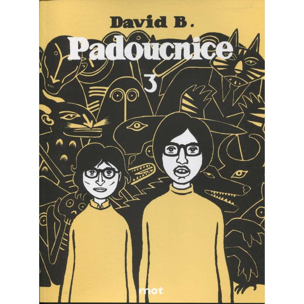 Padoucnice 3 (komiks)
