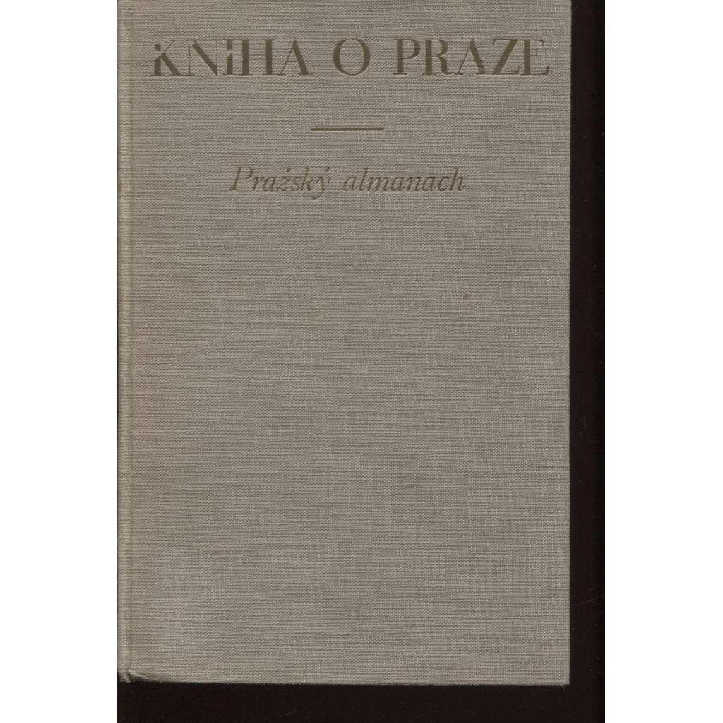 Kniha o Praze (Pražský almanach) II.