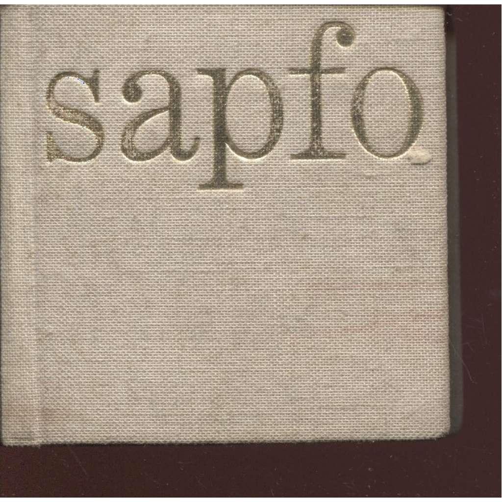Sapfo – Z písní lásky (kolibřík)