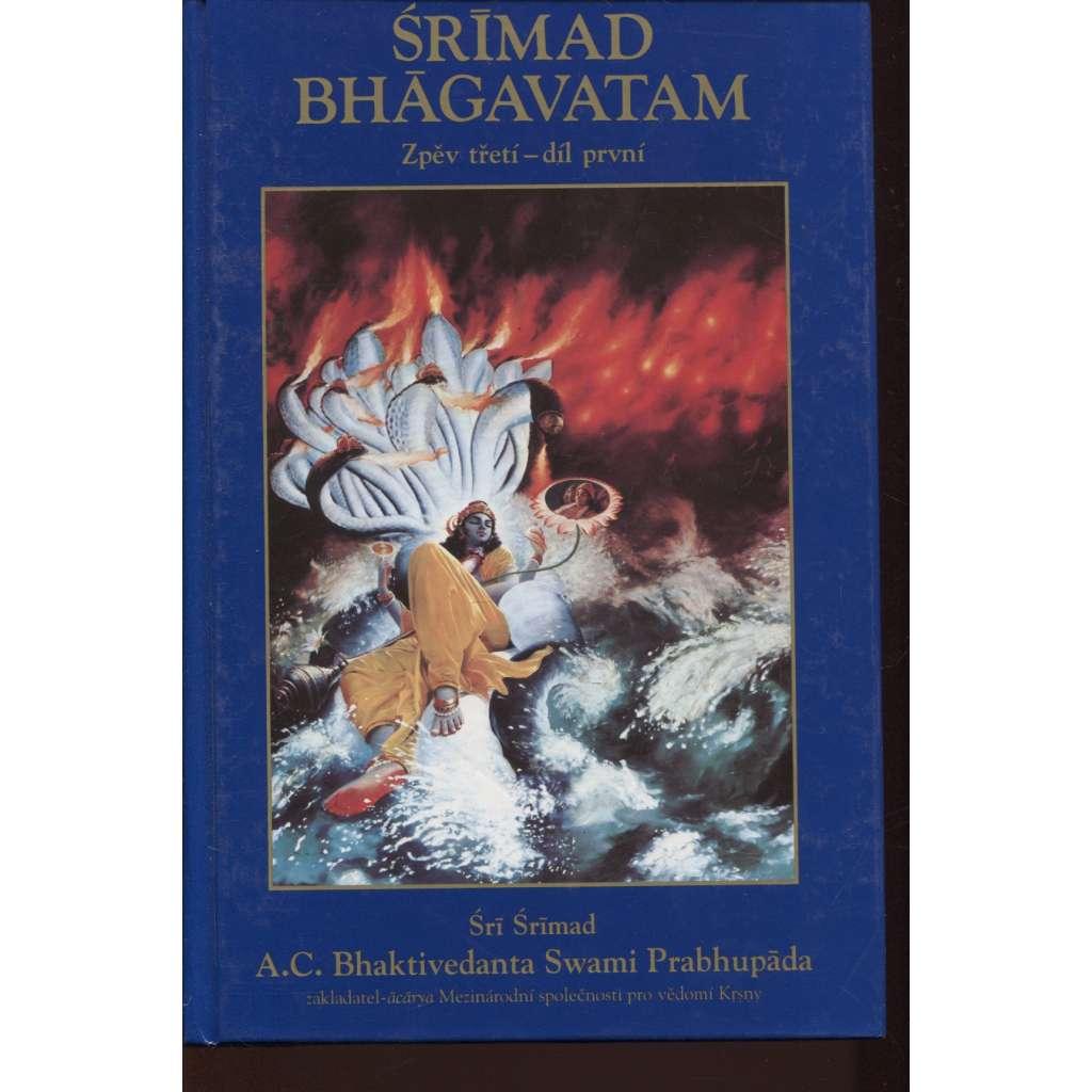 Šrímad Bhágavatam, zpěv třetí - díl první
