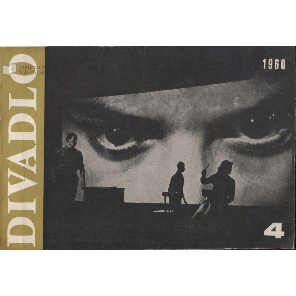 Divadlo 4/1960 (časopis)