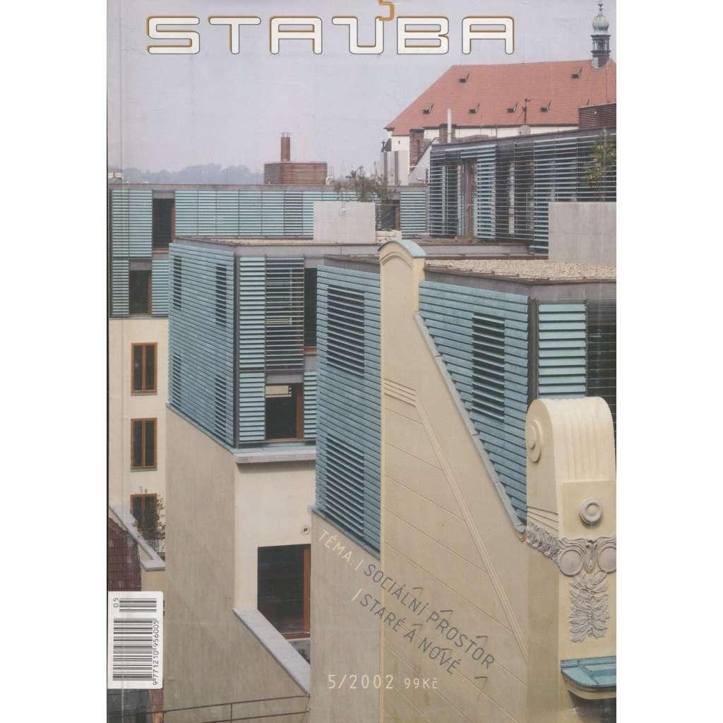 Stavba 5/2002 (časopis)