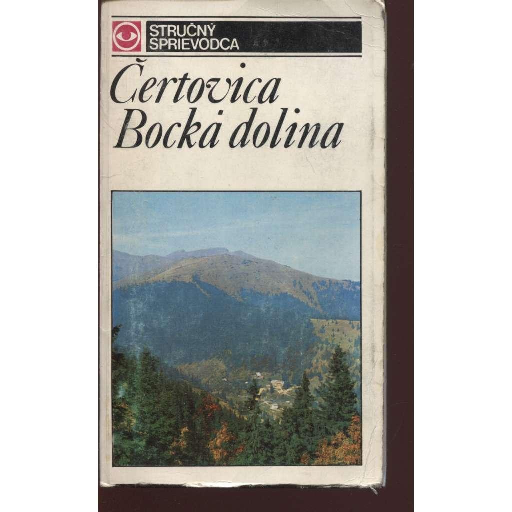 Čertovica - Bocká dolina (Slovensko)