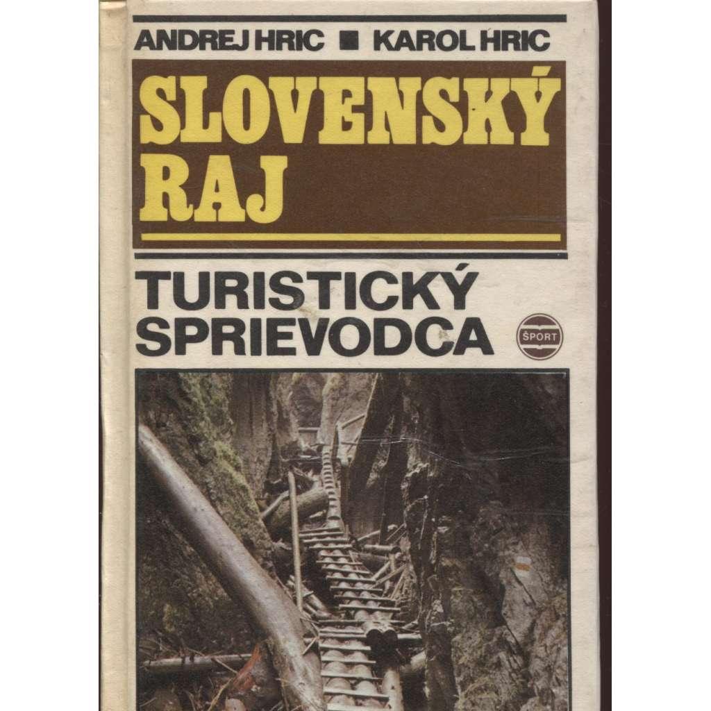 Slovenský Raj (Turistický sprievodca, Slovensko)