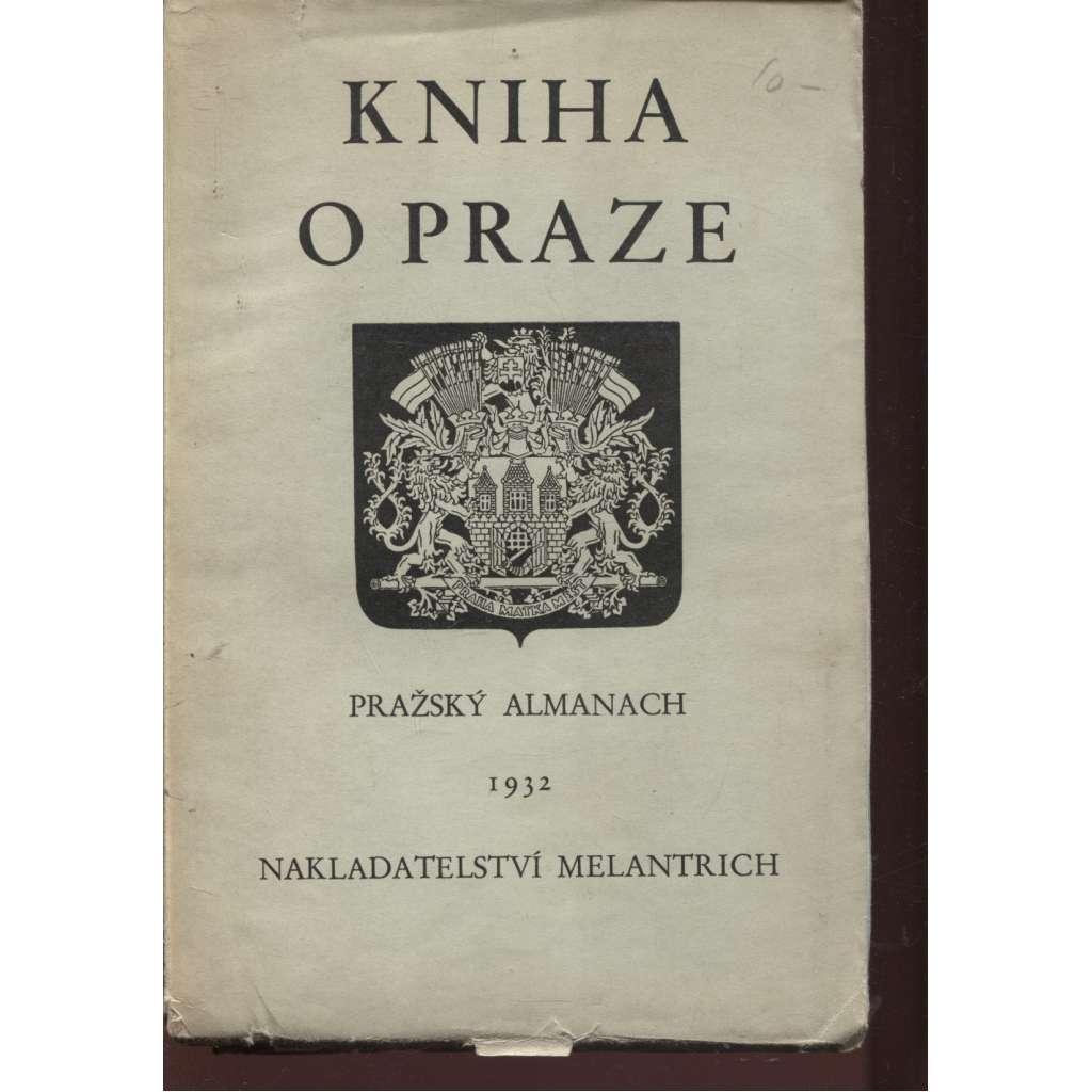 Kniha o Praze (Pražský almanach) III.