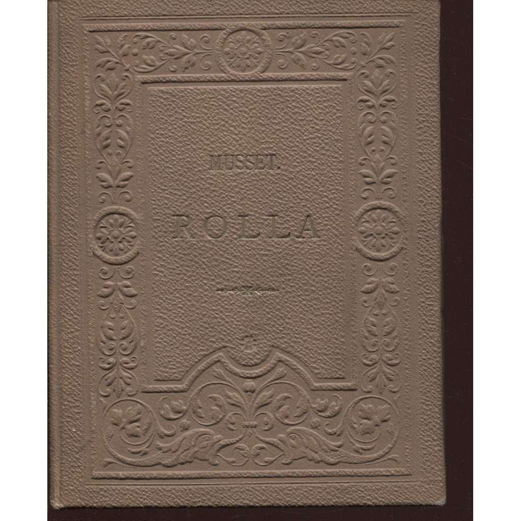 Rolla (báseň)