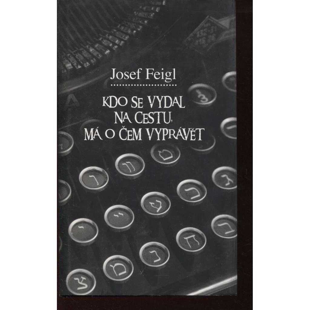 Kdo se vydal na cestu, má o čem vyprávět (židé, židovství) Kniha + CD
