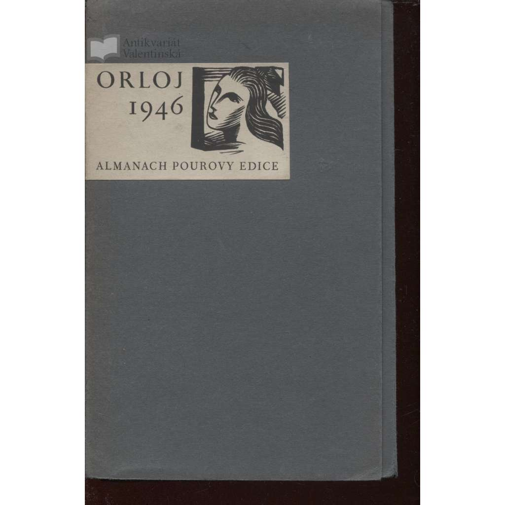 Orloj 1946. Literární a umělecký almanach Pourovy edice na rok 1946