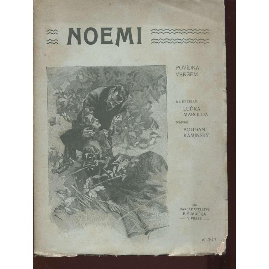 Noemi. Povídka veršem (1902)